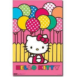 Hello Kitty - Mimmy Poster