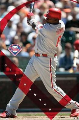 Phillies - Ryan Howard - Poster