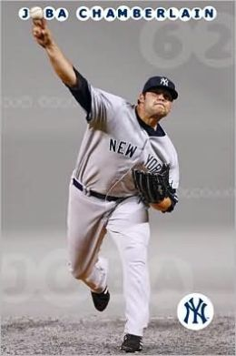 New York Yankees - Joba Chamberlain - Poster