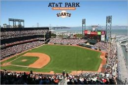San Francsico Giants stadium - Poster