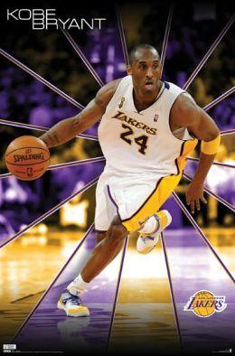 Kobe Bryant - Poster