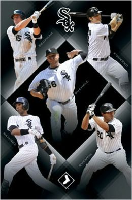 Chicago White Sox - Collage 2010 - Poster