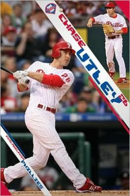Philadelphia Phillies - Chase Utley - Poster