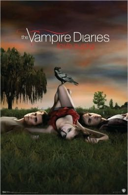 Vampire Diaries - Love Sucks - Poster