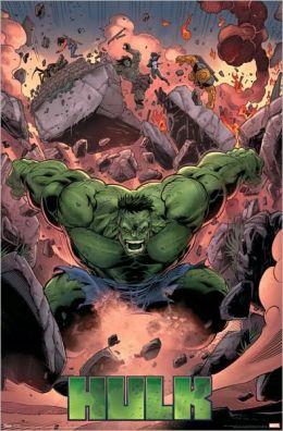 Hulk - Smash - Poster