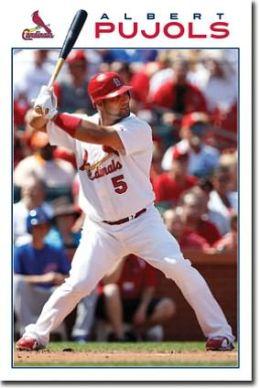 St. Louis Cardinals - Albert Pujols Poster