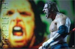 Triple H - WWE - Poster