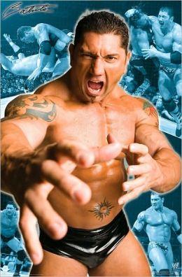 Batista - WWE - Poster