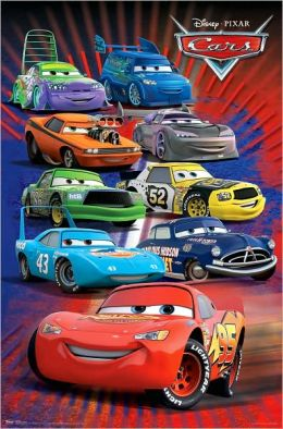 Cars - Supercharged - Poster