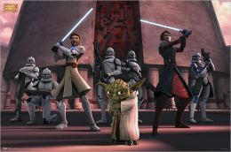 Star Wars - The Clone Wars - Poster