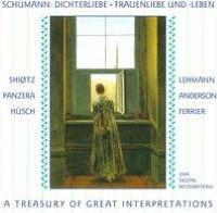 Schumann: Dichterliebe; Frauenliebe und -leben