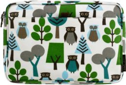 Large Travel Case - Owls