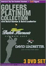 Golfers Platinum Collection with Butch Harmon & David Leadbetter
