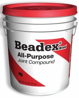 Beadex 5 Gallon Pre-Mixed All Purpose Joint Compound 388558