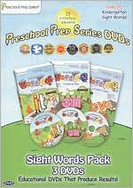 Preschool Prep Series: Sight Words Pack