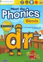 Preschool Prep Series: Meet the Phonics - Blends