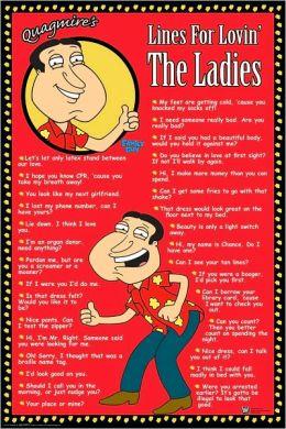 Family Guy - Quagmire - Poster