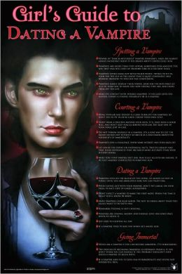 Girl's Guide to Dating a Vampire - Poster