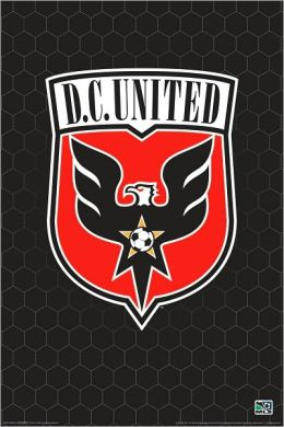MLS DC United Logo - Poster