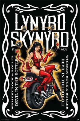 Lynyrd Skynyrd Label - Poster