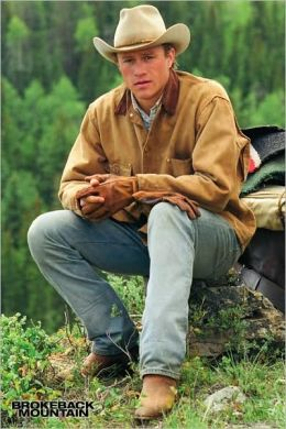 Brokeback Mountain - Heath Ledger - Poster