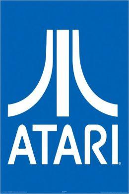 Atari Logo - Poster