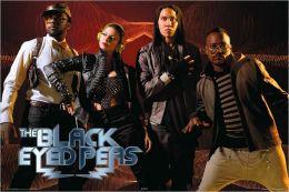 Black Eyed Peas - Poster