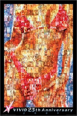 Vivid - 25th Anniversary - Poster