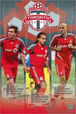 MLS - Toronto Trio - Poster