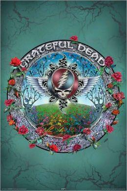Grateful Dead Emblem - Poster