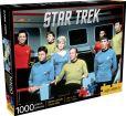 Product Image. Title: Star Trek Cast 1000 Pc. Puzzle