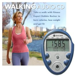 Multi-Function Pedometer & Audio CD - Advanced