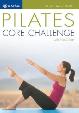 Pilates Core Challenge With Ana Cabán
