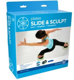 Pilates Slide & Sculpt Kit