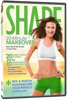 Shape: 20-Minute Makeover