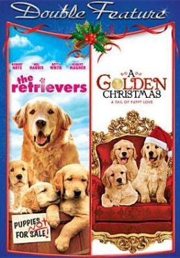 Retrievers/Golden Christmas