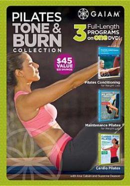 Pilates Tone & Burn Collection