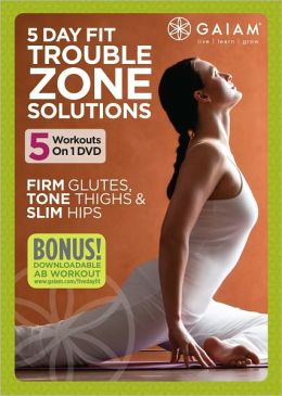 5 Day Fit: Trouble Zone Solutions