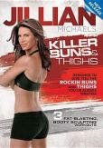 Video/DVD. Title: Jillian Michaels: Killer Buns & Thighs