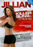 Video/DVD. Title: Jillian Michaels: Killer Buns & Thighs