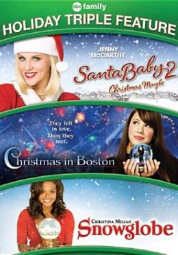 Santa Baby 2: Christmas Maybe/Christmas in Boston/Snowglobe