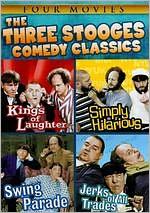 Three Stooges Comedy Classics (2pc)