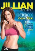 Video/DVD. Title: Jillian Michaels: Kickbox FastFix