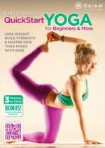 Kathryn Budig's QuickStart Yoga for Beginners & More