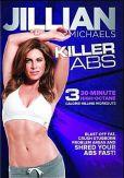 Video/DVD. Title: Jillian Michaels: Killer Abs