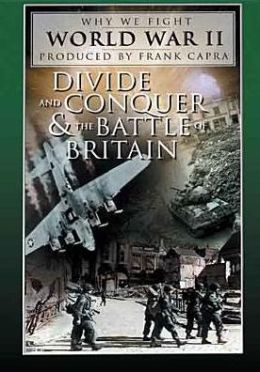 Divide and Conquer/the Battle of Britain