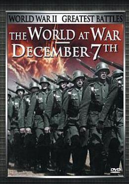 World War Ii & December 7