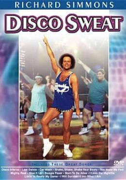 Richard Simmons's Disco Sweat
