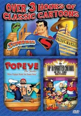 Superman Vs. the Monsters & Villains/When Popeye Ruled/Top 10 Forgotten Cartoons