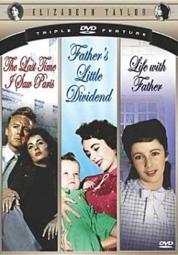 Last Time I Saw Paris/Father's Little Dividend/Life with Father